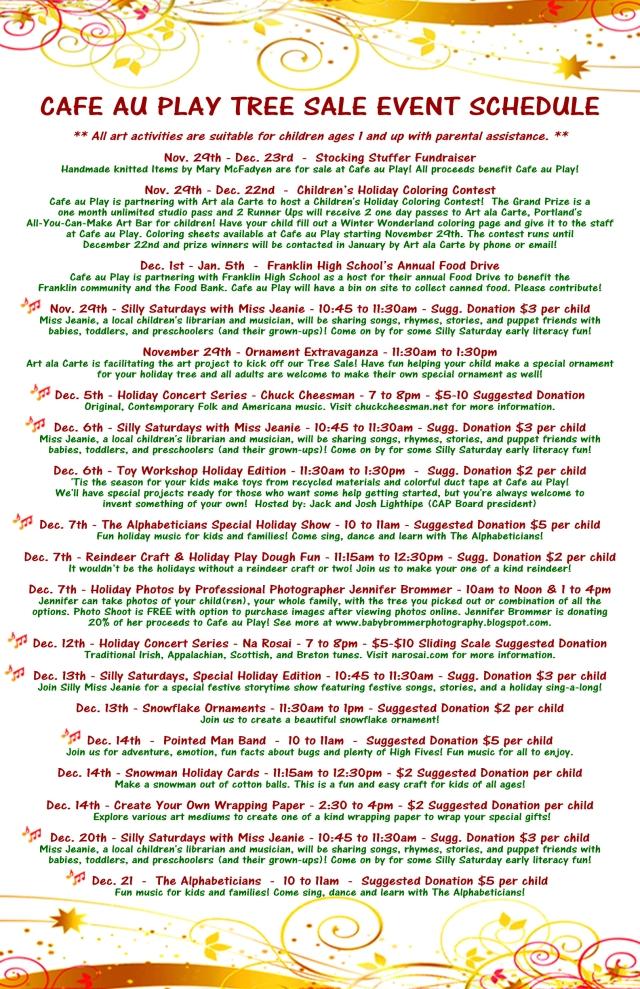 tree sale activities 2014-3