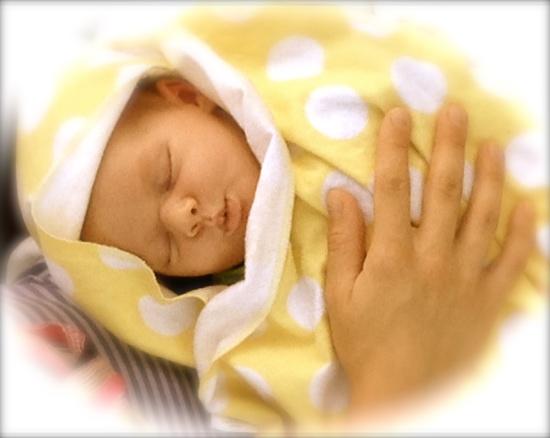 Infant Massage Class Photo